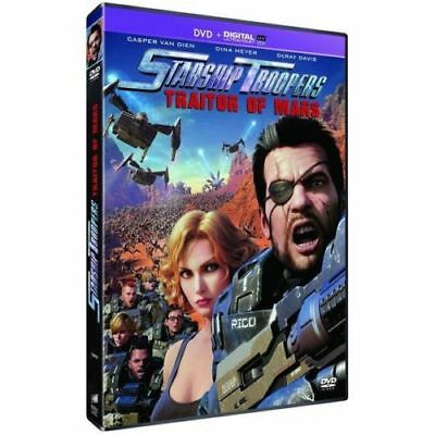 "DVD ""Starship Troopers : Traitor of Mars""    NEUF SOUS BLISTER"
