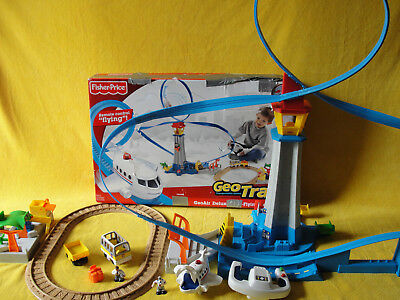 Fisher Price Geotrax  Airport-Set