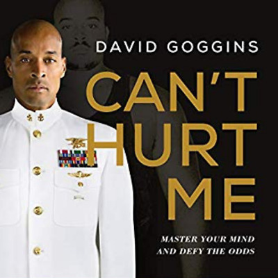 Can't Hurt Me: Master Your Mind and Defy the Odds [Audiobook MP3]