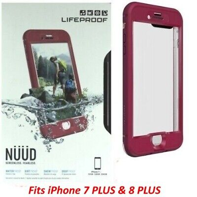 Original LifeProof Nuud WaterProof Case For iPhone 6s / 6S Plus / 7 Plus / 5C
