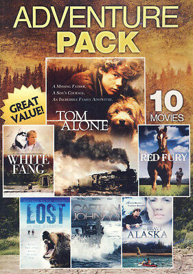 10-Movie Family Adventure Pack (Value Movie Collection) (Dvd)
