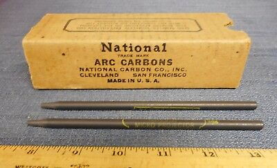 National Carbon Co. Arc Carbons Micro Projector