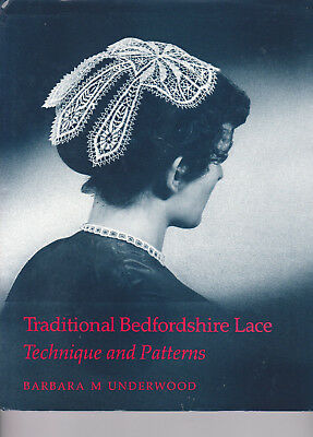 Traditional Bedfordshire Lace Makingtechnique And Patterns  Book