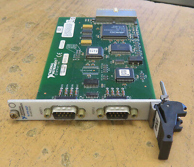 National Instruments NI PXI-8421 RS-485 Serial Card 185410D-02