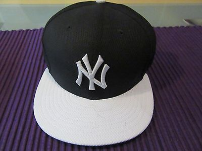 New Era MLB New York 59FIFTY 59 50 Fifty Nine Fifty Fitted Cap