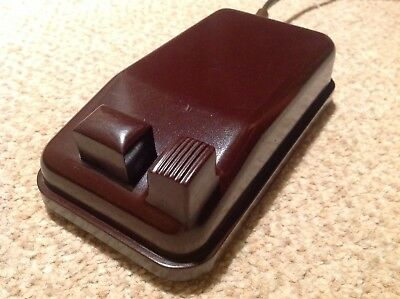 FULLY WORKING Vintage Brown Singer Sewing Machine Foot Controller, Pedal Control