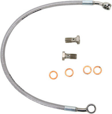 Goodridge Stainless Steel Front /& Rear SS Braided Brake Line Kit 05-07 TACOMA