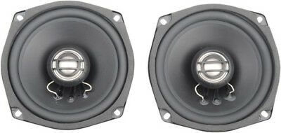 Hogtunes Generation 3 5.25in 2 Ohm Batwing Fairing Speakers Pair Set
