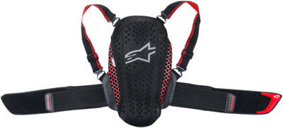 Alpinestars KR-Y Youth Back Protector Black One Size Fits Most 3544418-13