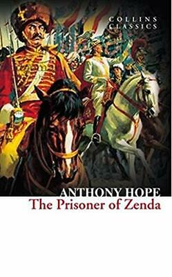 The Prisoner of Zenda (Collins Classics) by Hope, Anthony Book The Cheap Fast