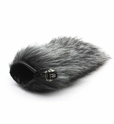 New Outdoor Furry Cover Windscreen Windshield For RODE VIDEOMIC MIC Microphone