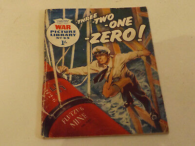 WAR PICTURE LIBRARY NO 43 !,dated 1960 !,GOOD for age,great 58 !YEAR OLD issue.