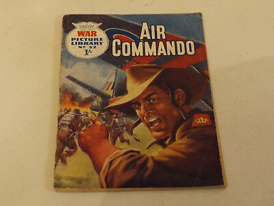 WAR PICTURE LIBRARY NO 52 !,dated 1960 !,GOOD for age,great 58 !YEAR OLD issue.