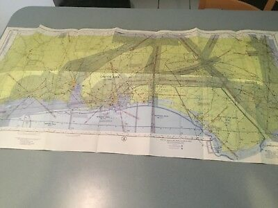Aeronautical Chart 1956  Air Force Edition  MOBILE ALABAMA