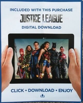 Justice League       Hd Code Uv Ultraviolet Code Only