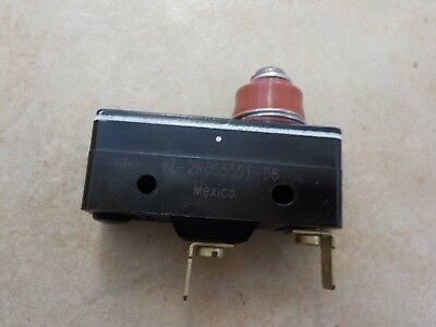 Honeywell Yz-2Rds5551-D6 15A 125V Micro Limit Switch