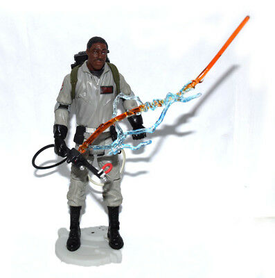 """Ghostbusters 30th Anniversary Winston Zeddemore 6"""" Loose Action Figure"""