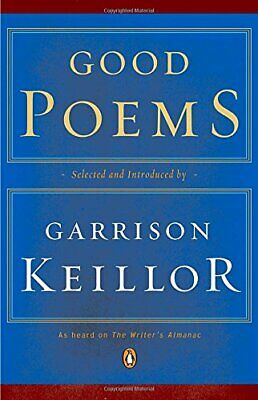 Good Poems by Keillor, Garrison Book The Cheap Fast Free Post