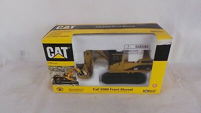 Norscot Die-Cast CAT 5080 Front Shovel 1:50