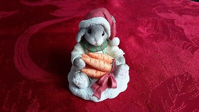 1996~Enesco~My Blushing Bunnies~Always Count Your Blessings~#178675