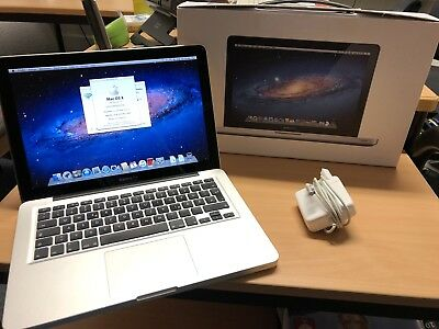 Apple MacBook Pro 13.3 Zoll (500GB HDD, Intel Core i5-3210M, 2.5GHz, 8 GB