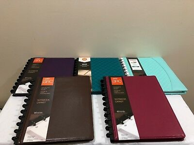 Staples, ARC Customizable Notebook System, Various Colors, 8.5 x 11 Inches