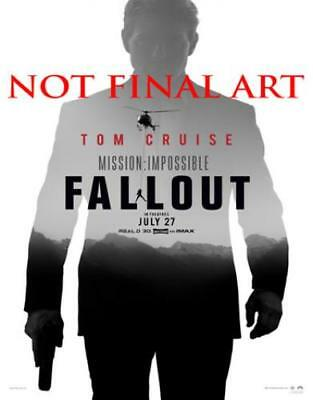 Mission: Impossible - Fallout (DVD,2018)