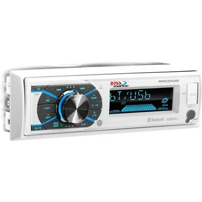 Boss Audio MCK632WB64 Boss Marine Single Din Media Receiver With Bluetooth Pair