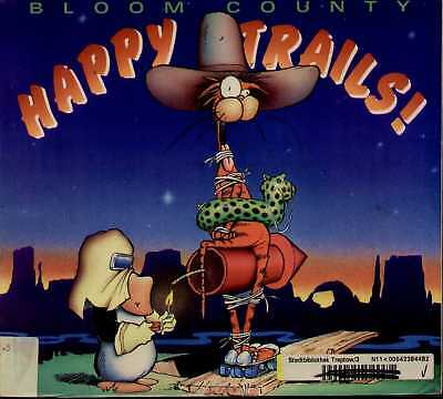 BLOOM COUNTY - Band 8 - Happy Trails! - Berkeley BREATHED