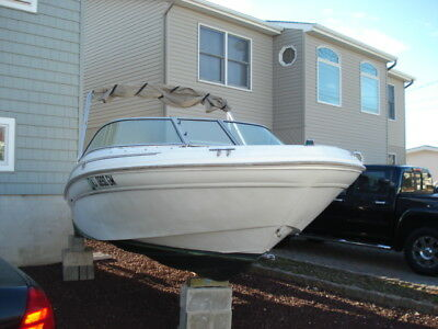 2000 Sea Ray 18' Bowrider - New Jersey