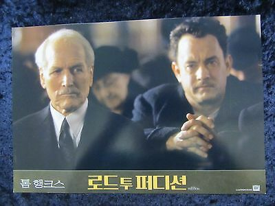 ROAD TO PERDITION  lobby card #5 - TOM HANKS, PAUL NEWMAN, JUDE LAW