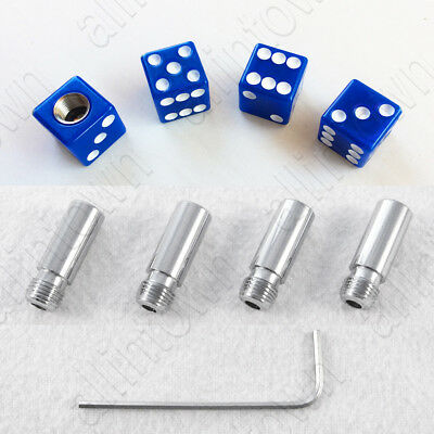Cat Whisker Curb Feelers Finders Scrapers Tire Savers Adapters Chrome Spikes