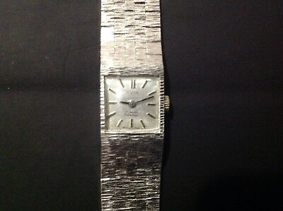 Vintage Avia 17 Jewels Incabloc Swiss Made Ladies Watch Working Excellent