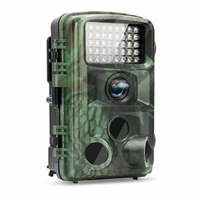 TEC.BEAN Trail Camera 12MP 1080P 2.4 Inch Color LCD Screen Full HD Game Hunting