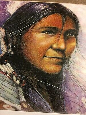American Indian Relief Council Calendar 2015 David W Craig Beautiful Art