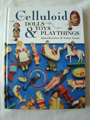 2006 CELLULOID Dolls, Toys & Playthings Identification & Value Guide Book