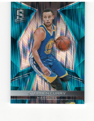5d33fbf5 2014-15 SPECTRA STEPHEN Curry Auto (On-Card) Patch 5/35 BGS - READ ...