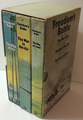 Freedom's battle: The war in the air / The war at sea... by LYALL, Gavin / WINTO