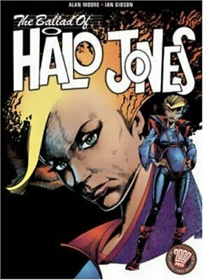 The Complete Ballad of Halo Jones (2000 Ad) by Moore, Alan Paperback Book The