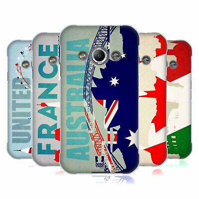 Head Case Designs Flags And Landmarks Soft Gel Case For Samsung Phones 4