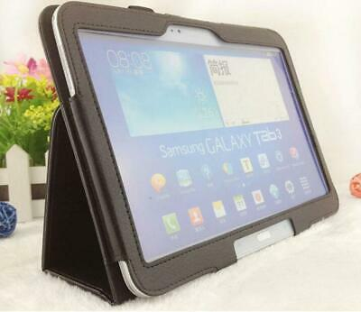 """Magnetic PU Leather Case Stand Cover For Samsung Galaxy Tab 3 10.1"""" P5210  P5200"""