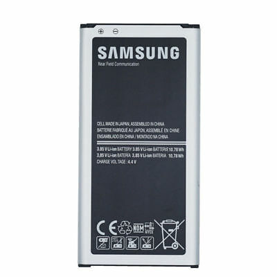 Replacement 2800mAh Phone Battery For Samsung Galaxy S5 i9600 SM-900 NFC @1H