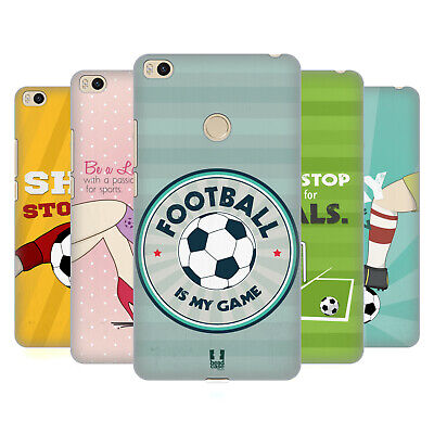 Head Case Designs Football Statements Hard Back Case For Xiaomi Phones 2