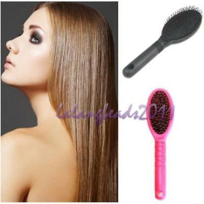 Extension Loop Hairbrush Static Brush Free Express Postage Synthetic Hair AL