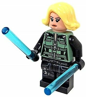 BLACK WIDOW minifigures Compatibile LEGO MARVEL AVENGERS 4 NEW 103