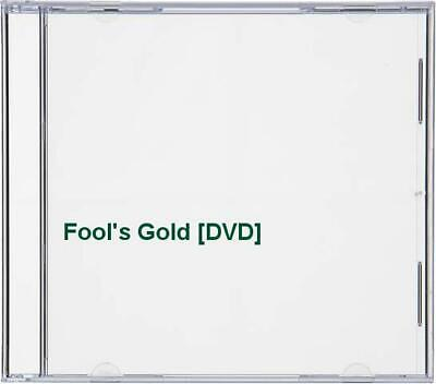 Fool's Gold [DVD] - DVD  CUVG The Cheap Fast Free Post