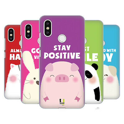 Head Case Designs Happy Animals Hard Back Case For Xiaomi Phones