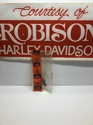 Pack Of 10 New NOS Harley Davidson Odometer Retaining Wire 67045 68