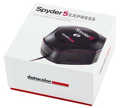 Datacolor Spyder5 EXPRESS S5X100 Display Colour Calibration Kit Spyder5EXPRESS
