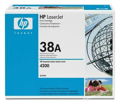 HP Q1338A 38A Genuine Toner Cartridge NEW BUY NOW